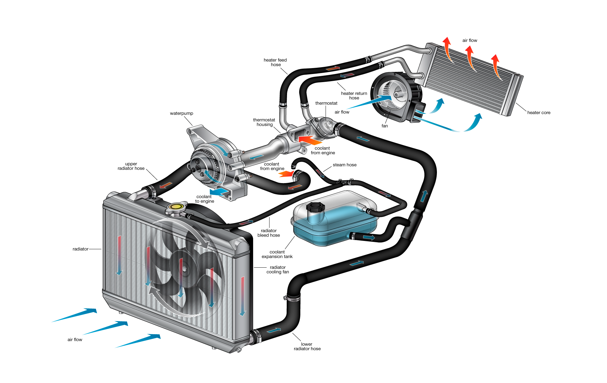 Engine Repair Accutech Automotive Diagram Benefits Of Diagnostics And Performance